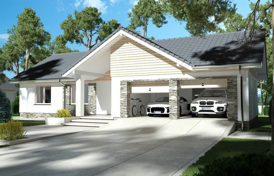Dobór projektu domu idealnie dopasowanego do naszych potrzeb