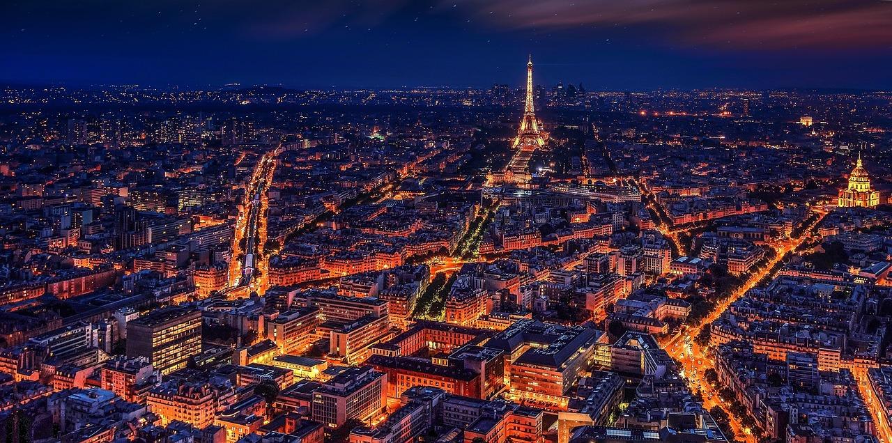 Francja - choć kilka chwil w Paryżu